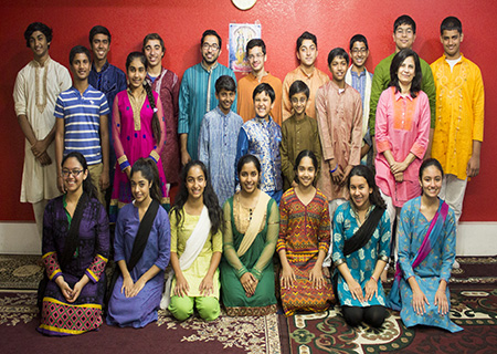 21 Compositions in Teen Taal with Kathak Dance